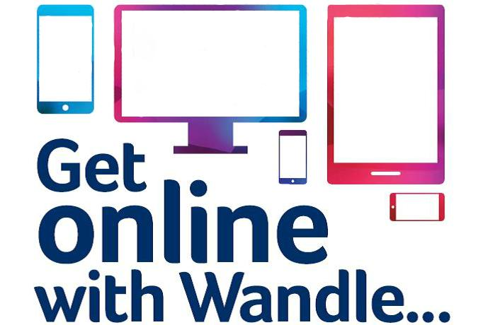 Get online with Wandle