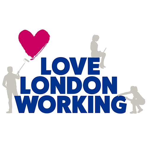 love london working logo
