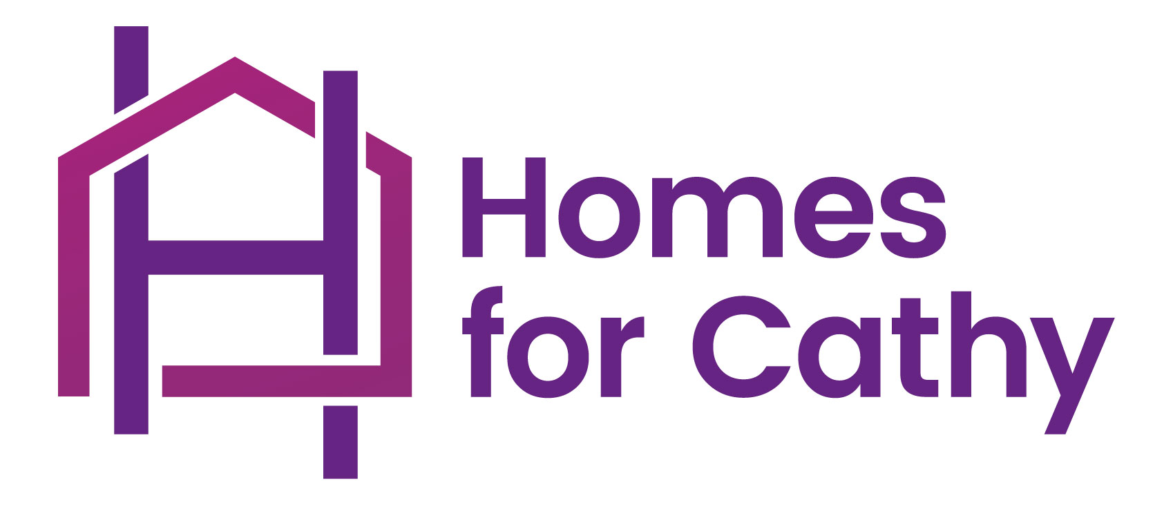 Homes for Cathy logo