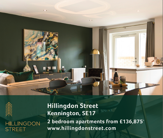 Hillingdon Street Apartment