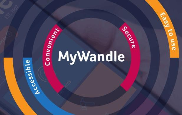 MyWandle: Accessible, convenient, secure and easy to use