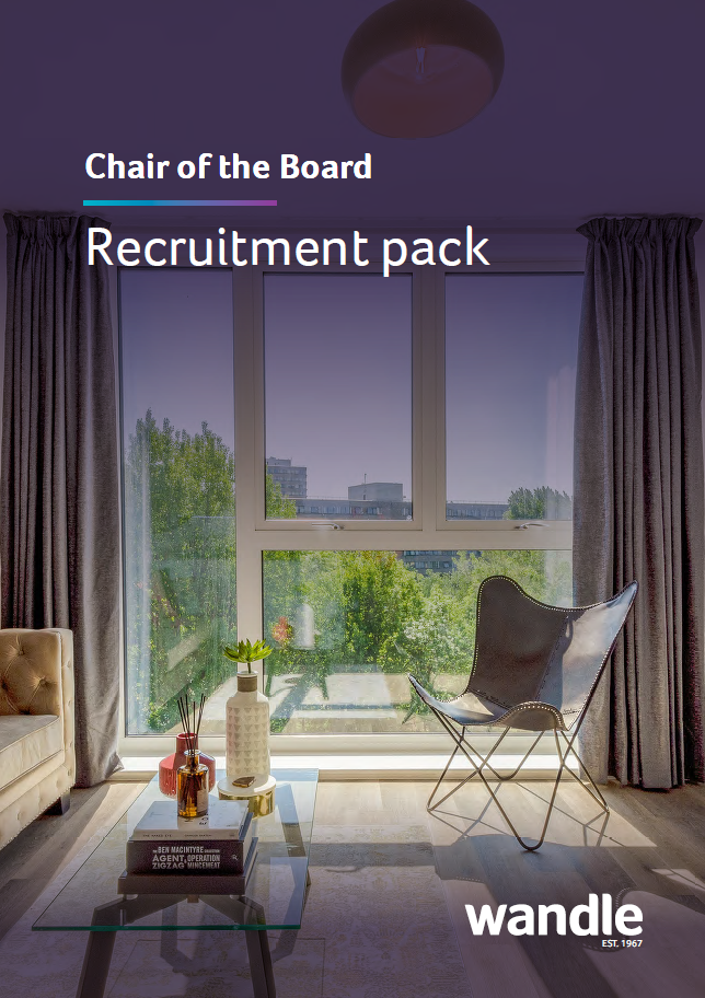 Chair of the board: Recruitment pack PDF download